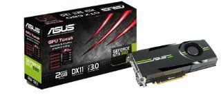 ASUS GeForce GTX 680 2GD5 2GB DDR5 VGA/DVI/HDMI/DisplayPort DX11 GPU Tweak Utilities PCI Express 3.0 Graphics Card GTX680 2GD5 Computers & Accessories