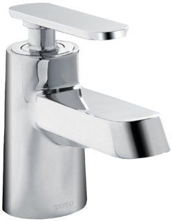 Toto TL690SD#CP Ethos Design NII Single handle Lavatory Faucet, Polished Chrome   Touch On Bathroom Sink Faucets
