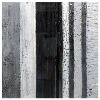 Ren Wil OL692 Modern Grey Hand Painted Oil Painting by The Braski