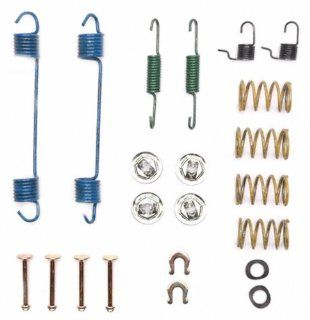 ACDelco 18K707 Professional Durastop Rear Brake Spring Kit Automotive