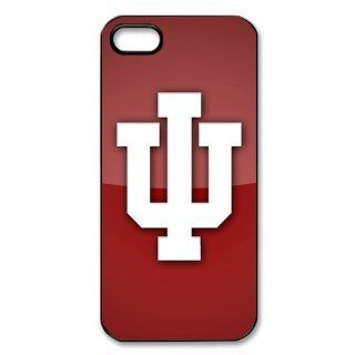 Custom Indiana Hoosiers Cover Case for iPhone 5/5s WIP 3024 Cell Phones & Accessories