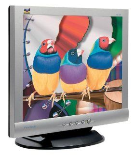 "Viewsonic VA720 17"" LCD Monitor Computers & Accessories"