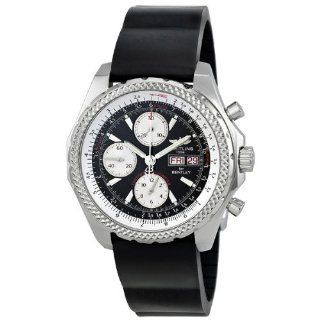 Breitling Bentley GT Chronograph Automatic Black Diamond Mens Watch A1336212 B724BKRD at  Men's Watch store.