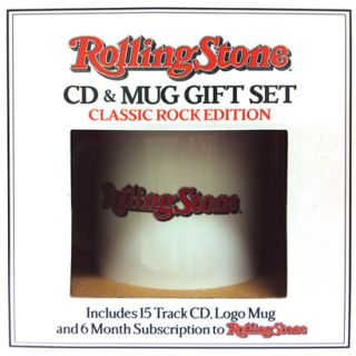 Rolling Stone Presents Classic Rock Mug+CD