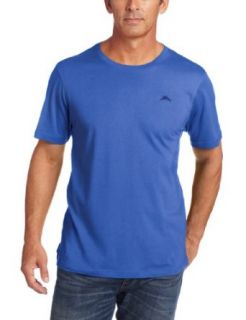Tommy Bahama Men's Cotton Modal Knit Short Sleeve T Shirt at  Men�s Clothing store Fashion T Shirts
