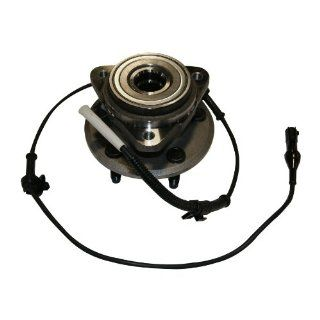 GMB 725 0010 Wheel Bearing Hub Assembly Automotive
