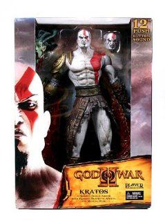 God Of War Kratos 12 Action Figure with Sound Toys & Games