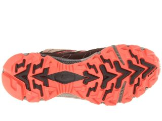The North Face Ultra 50 Gtx Xcr Weimaraner Brown Radiant Orange