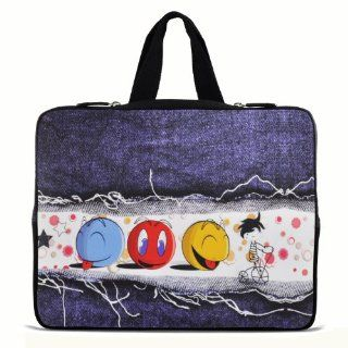 "Happy childhood 13"" 13.3"" inch Notebook Laptop Case Sleeve Carrying bag with Hide Handle for Apple Macbook pro 13 Air 13/ Samsung 900X3 530 535U3/Dell XPS 13 Vostro 3360 inspiron 13/ ASUS UX32 UX31 U36 X35 /SONY SD4/ThinkPad X1 L330 E330 Compute"