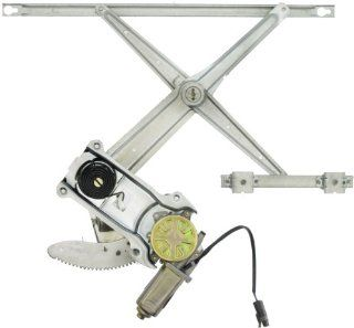 Dorman 741 752 Front Passenger Side Replacement Power Window Regulator with Motor for Dodge Ram Pickup Automotive