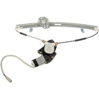 Dorman 741 766 Honda Accord Front Driver Side Window Regulator with Motor Automotive