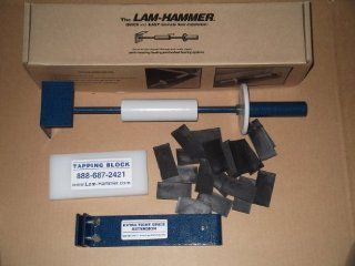 "Model #550 Standard Lam Hammer Kit   Includes Standard Lam Hammer, 9"" Extension, Tapping Block & 20 Spacers"