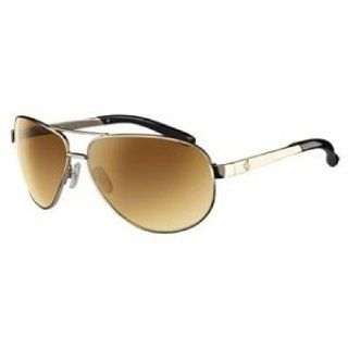 RYDERS EYEWEAR Mig Polarized Gold Frm Gold / R824 002 / Computers & Accessories