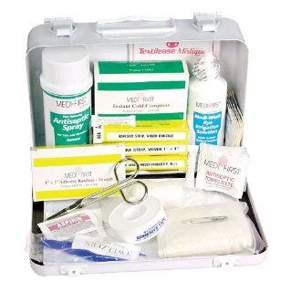 First Aid Kit Medique 818M1 Standard Vehicle First Aid Kit   78 pieces Health & Personal Care