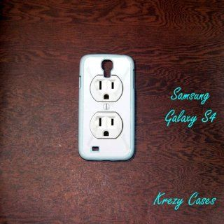 Samsung Galaxy S4 Case, Electric Outlet Samsung Galaxy S4 Case, Galaxy S4 Case Cell Phones & Accessories