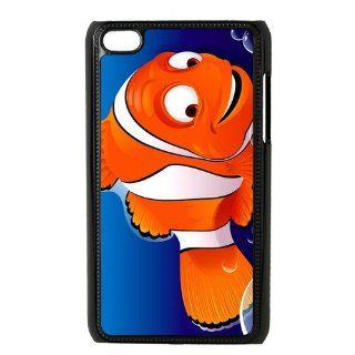 Cartoon Finding Nemo Personalized Music Case Ipod Touch 4th Case Cover for Ipod Touch 4th Generation IT4FN45   Players & Accessories