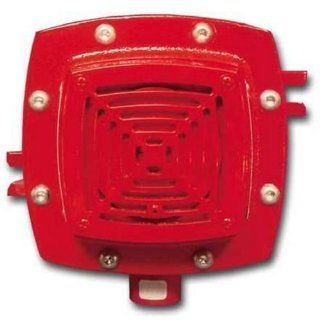 GE Security 888D N5 Fire Alarm Horn, Explosion Proof, 120VAC  Security Sirens  Camera & Photo
