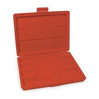 Box, Blow Molded, Red, For 3R912   Toolboxes