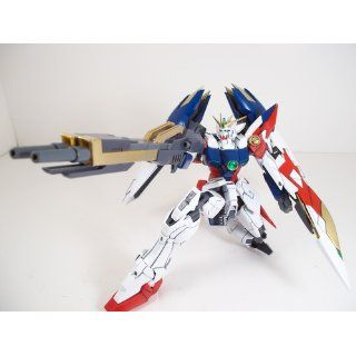 Bandai Hobby MG Wing Gundam Proto Zero Version EW Model Kit, 1/100 Scale Toys & Games