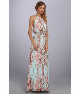 Jessica Simpson Halter Maxi Dress, Women
