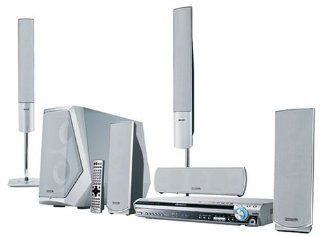 Panasonic SC HT930 5 Disc DVD Home Theater System (Discontinued by Manufacturer) Electronics