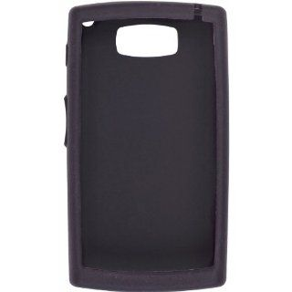 Wireless Solutions Gel Case for Samsung SGH I907 Epix   Black Cell Phones & Accessories