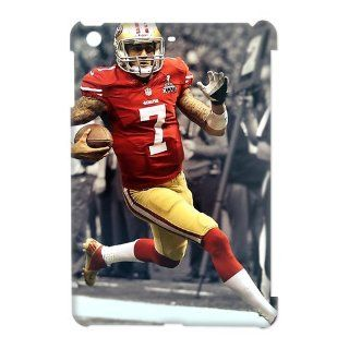 NFL San Francisco 49ers Colin Kaepernick Ipad mini Case Cover Slim fit Hard Cover Case for Apple New Ipad mini 2013 Version Computers & Accessories