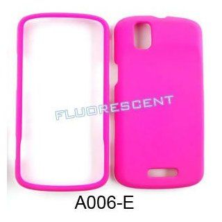Motorola Droid Pro A957 Fluorescent Solid Hot Pink Hard Case/Cover/Faceplate/Snap On/Housing/Protector Cell Phones & Accessories