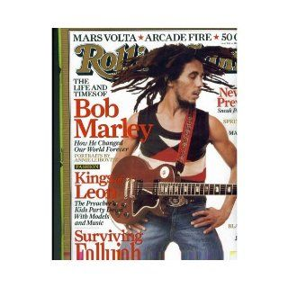 Rolling Stone March 10, 2005. Issue 969. Bob Marley (Life and Times of Bob Marley.) Rolling Stone Books