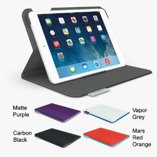 Logitech Big Bang Impact Protective Thin and Light Case for iPad Air, Forged Graphite (939 001042) Computers & Accessories