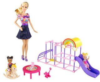 Barbie I Can Be Nursery School Teacher Playset Toys & Games