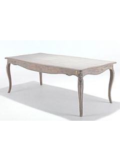 Black Orchid Provence Weathered Dining Table 210cm
