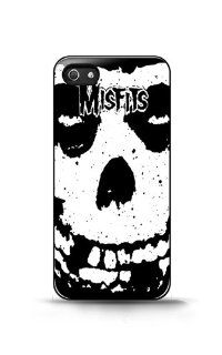 The Misfits Face Apple Iphone 4s Case Durable Hard Plastic Iphone 4 Case Cell Phones & Accessories