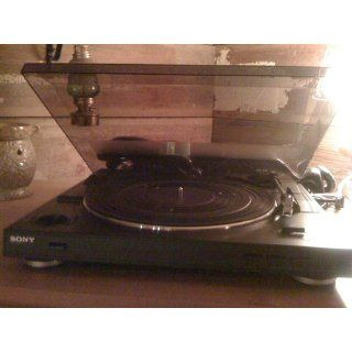 Sony PS LX250H Automatic Belt Drive Turntable (Discontinued by Manufacturer) Electronics
