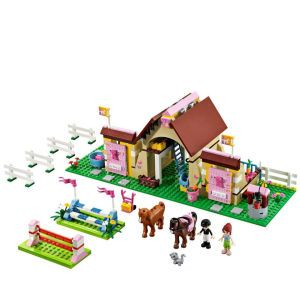 LEGO Friends Heartlake Stables (3189)      Toys
