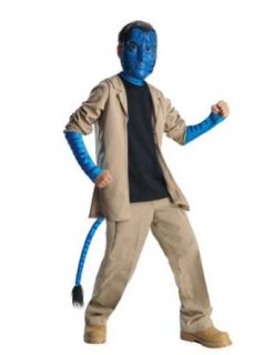 Kids costume Avatar Jake Sulley Child Deluxe Md Halloween Costume Clothing