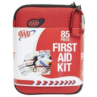 AAA 85 Piece Commuter First Aid Kit Automotive