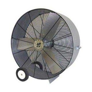 Tpi 42 Portable Blower Fan Direct Drive Pb42d 1/2 Hp 15600 Cfm   Floor Fans