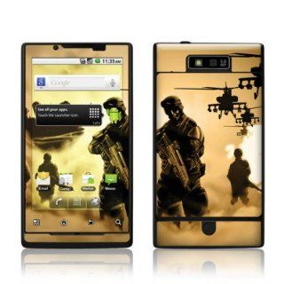 Desert Ops Design Protective Skin Decal Sticker for Motorola Triumph Cell Phone Cell Phones & Accessories