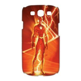 Mystic Zone Customized The Flash Samsung Galaxy S3 Case for Samsung Galaxy S3 Hard Cover HH0400 Cell Phones & Accessories