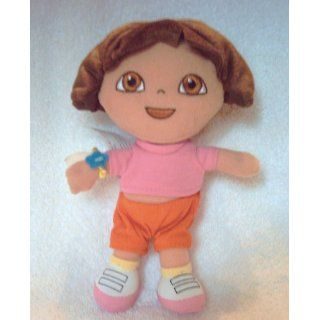 DORA THE EXPLORER Plush Doll 8 INCH Stuffed Toy Toys & Games