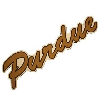 Purdue Fridge Magnet  Sports Related Magnets  Sports & Outdoors