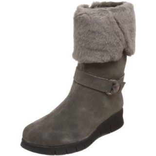 Aerosoles Women's Melk Shake Faux Fur Boot Footwear Shoes
