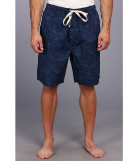 Tommy Bahama Big Tall Twilight Breeze Lounge Shorts Mens Shorts (Navy)