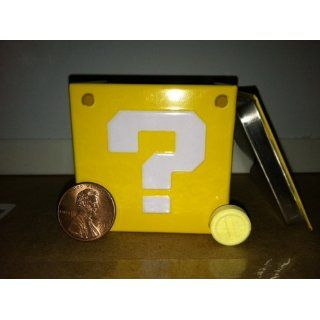Nintendo Super Mario Bros. Question Mark Box Coin Candies  Super Mario Brothers Toys  Grocery & Gourmet Food