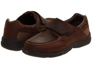 Sperry Top Sider Kids Charter HL Boys Shoes (Brown)
