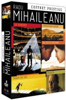 5 DVD Box Milhaileanu Radu The Concert + + Live and Become Go Train vi Movies & TV