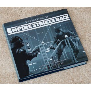 The Making of Star Wars The Empire Strikes Back J.W. Rinzler, Ridley Scott 9780345509611 Books