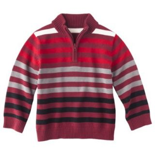 Cherokee® Infant Toddler Boys Stripe Crew N