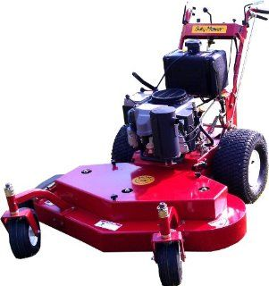 "48"" Bradley Walk Behind Commercial Mower 18HP Kawasaki Electric Start  Riding Mowers  Patio, Lawn & Garden"